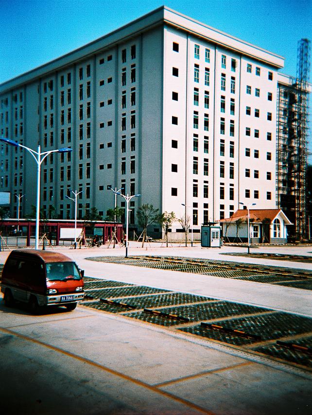 Guangzhou Jian She Si Malu Mini Van